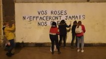 Saint-Valentin : des féministes collent des affiches anti-sexisme à Rouen