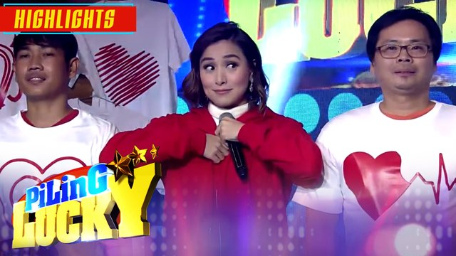 Piling Lucky contestant wins 1.1 million pesos | It's Showtime Piling Lucky