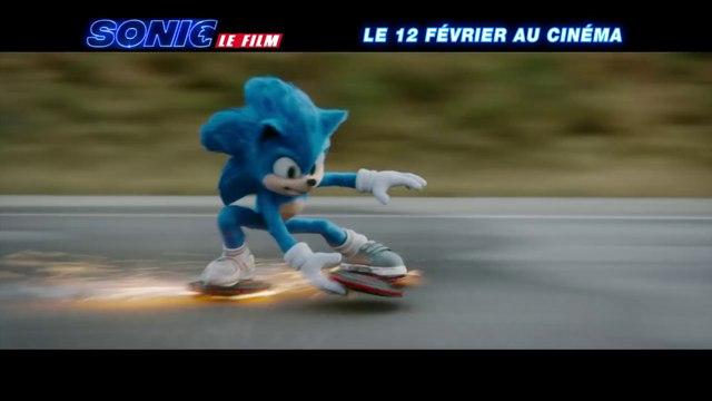 SONIC LE FILM - Extrait Sonic vs Robotnik [Le 12 février au cinéma]_1080p