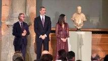 Letizia d'Espagne copie un look qu'elle a déjà porté