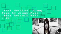 Full Version  Jimmy Page by Jimmy Page  Best Sellers Rank   #4