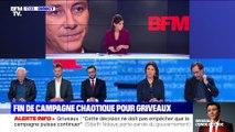 Story 1 : Fin de campagne chaotique pour Benjamin Griveaux - 14/02