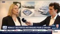 Clotilde Delbos (Renault) : des pertes historiques pour le groupe Renault - 14/02