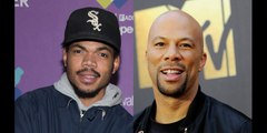 Common and Chance the Rapper Head up 2020 NBA Celebrity All-Star Game