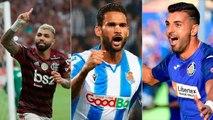 Os nomes que o Barcelona procurou para reforçar o ataque em 2020