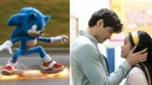 Now Screening: 'Sonic the Hedgehog', 'To All The Boys: P.S. I Still Love You', 'The Photograph'   THR News