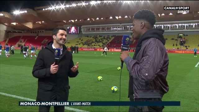 Aurélien Tchouaméni se confie sur son arrivée à Monaco - Ligue 1 Conforama