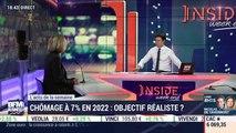 Chômage à 7% en 2022: objectif réaliste ? - 14/02