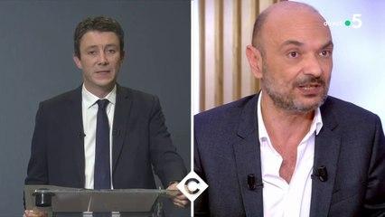 L'avocat de Benjamin Griveaux s'exprime - C à Vous - 14/02/2020