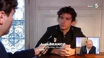 """Juan Branco, l'avocat de l'artiste russe qui a publié la vidéo, laisse entendre ce soir dans """"C à vous"""" sur France 5 qu'il y a """"d'autres éléments"""" concernant Benjamin Griveaux"""
