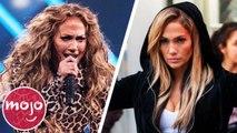 Jennifer Lopez's Hustle to the Top