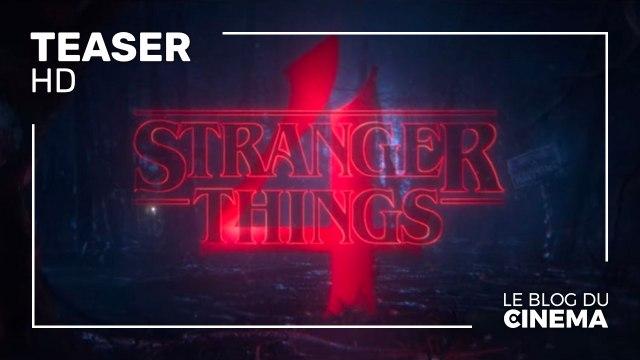 STRANGER THINGS - Saison 4 : bons baisers de Russie [HD]