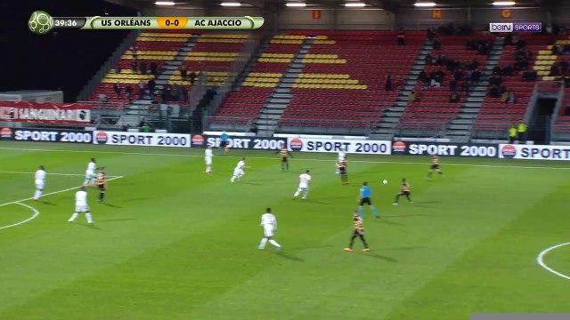 Ligue 2 : Le lob fabuleux de Gaëtan Courtet !