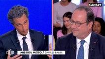 Samuel Bambi est Nicolas Sarkozy - Clique - CANAL+