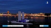 "Environnement : l'""Energy Observer"" reprend la mer"