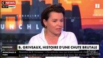 Laurence Sailliet explique son fou rire sur Benjamin Griveaux