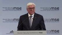 독일 대통령, 미국 '자국우선주의' 비판 / YTN