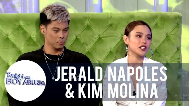 Kim admits that she is affected by Jerald's decision to seek closure with his ex-girlfriend | TWBA