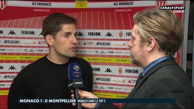La réaction de Robert Moreno après Monaco / Montpellier - Late Football Club