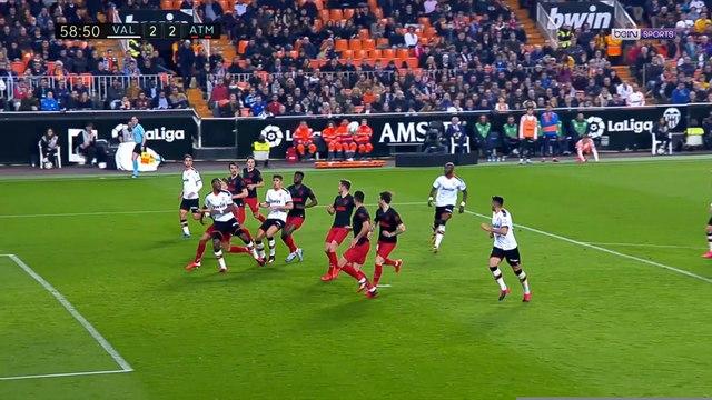 Liga : Pas de vainqueur mais du spectacle entre Valence et l'Atletico !