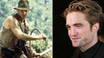 'Indiana Jones 5' Filming This Summer, First Look at Robert Pattison as Batman & More | THR News