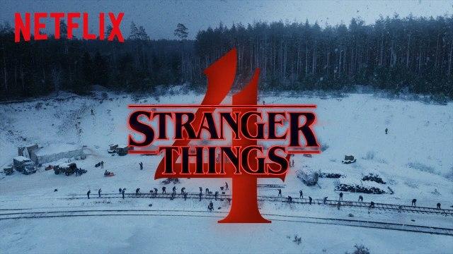 """Stranger Things Saison 4 Bande-annonce - """"Bons baisers de Russie"""" (2020) Netflix"""