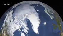 NASA Discovers Millions Of Arctic Methane Hotspots