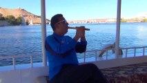 صابر كولة  في اسوان وعزف بالكولة  بياتي سي بيمول
