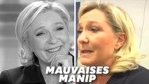 """Le Pen soutient Griveaux et s'en prend aux """"manipulateurs d'élection"""". Pourtant..."""