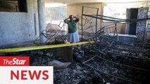 Haiti orphanage fire kills 15