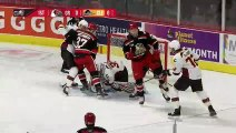 Cleveland Monsters 2 at Grand Rapids Griffins 4
