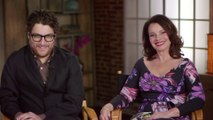 "IR Interview: Adam Pally & Fran Drescher For ""Indebted"" [NBC]"