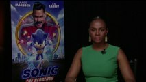 """IR Interview: Tika Sumpter For """"Sonic The Hedgehog"""" [Paramount]"""