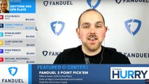 Denny Hamlin is Pricey, But Worth It - Best of FanDuel Hurry Up (2/14/20)