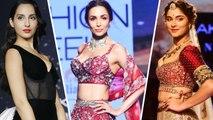 LFW 2020: Nora Fatehi, Malaika Arora Khan, Saiee Manjrekar & Tabu NAIL The Ramp