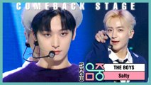 [Comeback Stage]THE BOYZ -Salty, 더보이즈 -Salty Show Music core 20200215