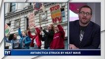 Antarctica Heat Wave Get Worse