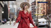 A look at New York Fashion Week on the street