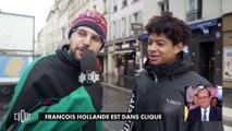 Le JT de la street de Hakim Jemili spécial François Hollande - Clique - CANAL+