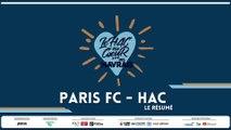 Paris FC - HAC (1-0) : le résumé du match