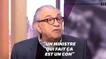 """""""Griveaux est un con"""", Serge July résume l'affaire à sa façon"""