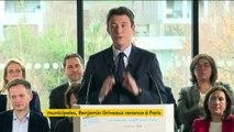 Municipales : Benjamin Griveaux renonce à la bataille de Paris