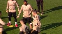 El Madrid prepara a conciencia el choque ante el Celta en el Bernabéu