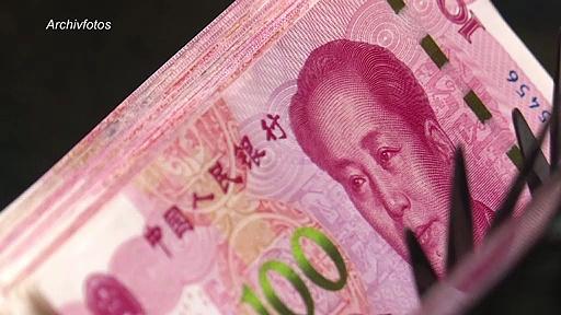 Wegen Coronavirus müssen in China Geldscheine in Quarantäne