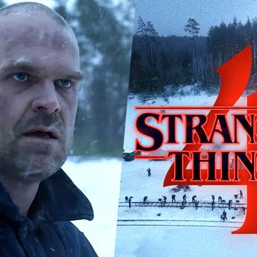 Stranger Things Kausi 4 - From Russia with love...