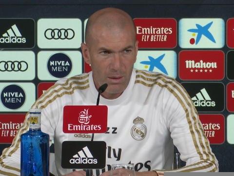 """Zidane : """"Manchester City aura une motivation supplémentaire"""""""
