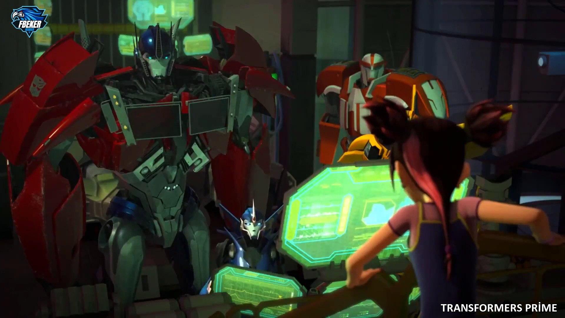 Transformers Prime 42.Bölüm Acı Full Hd