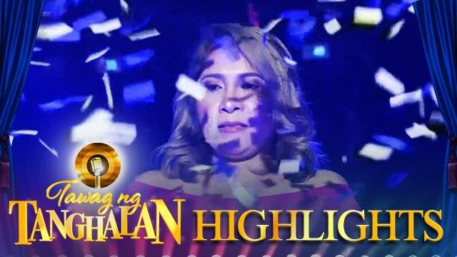 Luzviminda Piedad remains as TNT defending champion | Tawag ng Tanghalan