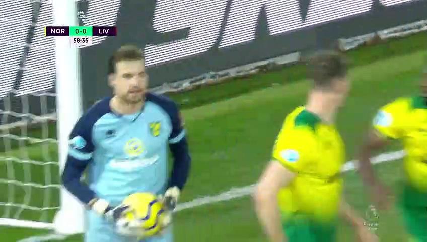 Norwich - Liverpool (0-1) - Maç Özeti - Premier League 2019/20