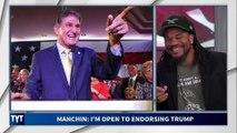 Joe Manchin Says He's Open To Endorsing Trump